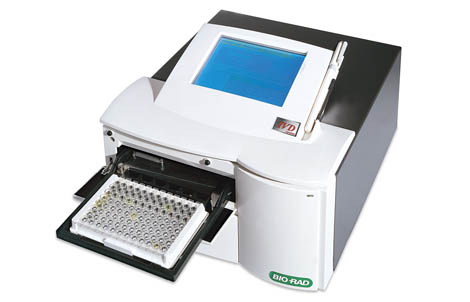 Elisa lecteur microplaque