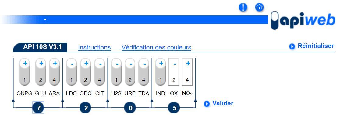 Identification delicate sur api10s 2