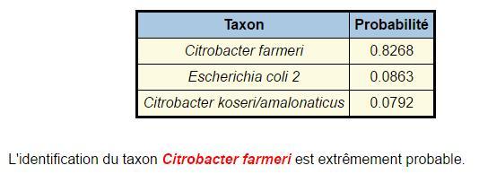 Identification delicate sur api10s 5